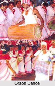 Oraon Dance, Folk Dance of West Bengal