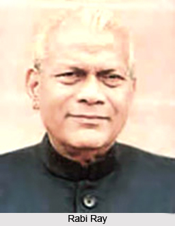 Rabi Ray , Former Speaker of Lok Sabha