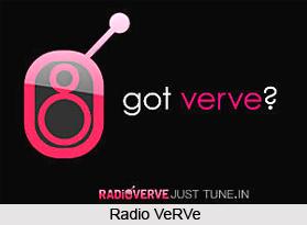 Radio VeRVe, Indian Internet Radio Channel