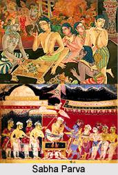 Sabha Parva, 18 Parvas of Mahabharat