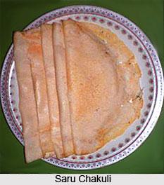 Saru Chakuli, Oriya Recipe