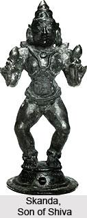 Skanda, Son of Shiva