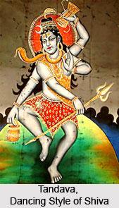 Tandu, Lord Shiva's Attendants