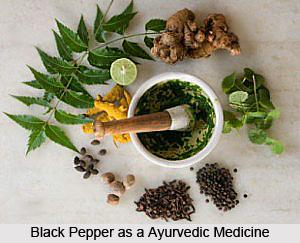 Uses of Black Pepper