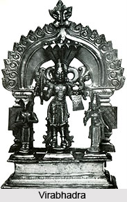 Virabhadra, Form of Shiva