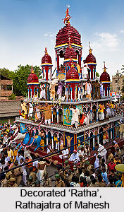Ratha Yatra of Mahesh