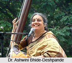 Dr. Ashwini Bhide-Deshpande, Indian Classical Vocalist