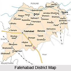 Fatehabad District, Haryana