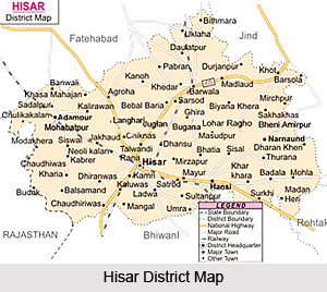 Hisar District, Haryana