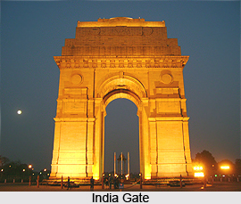 British Monuments in Delhi