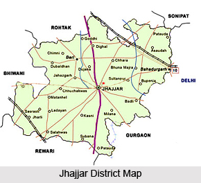 Jhajjar District, Haryana