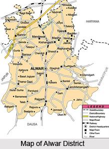Alwar District, Rajasthan
