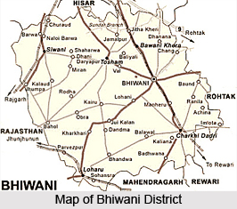 Bhiwani District, Haryana