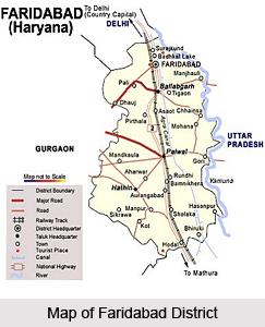 Faridabad District, Haryana
