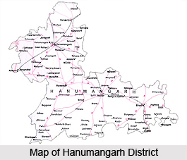 Hanumangarh district , Rajasthan