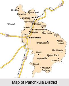 Panchkula District, Haryana