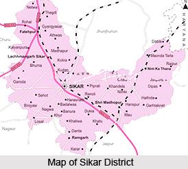 Sikar District, Rajasthan