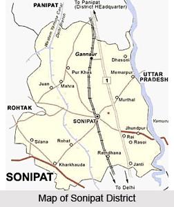 Sonipat District, Haryana