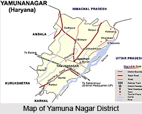 Yamuna Nagar District, Haryana