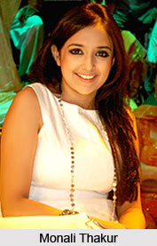 Monali Thakur, Indian Playback Singer