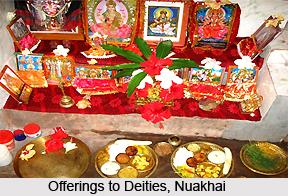 Nuakhai Festival