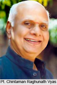 Pt. Chintaman Raghunath Vyas, Indian Classical Vocalist