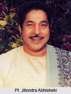 Pt. Jitendra Abhisheki, Indian Classical Vocalist