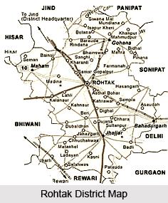 Rohtak District, Haryana