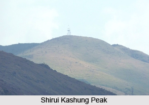 Tourism in Ukhrul District