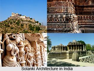 Solanki Architecture In India