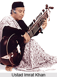Ustad Imrat Khan, Indian Classical Instrumentalist