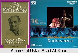 Ustad Asad Ali Khan, Indian Classical Instrumentalist