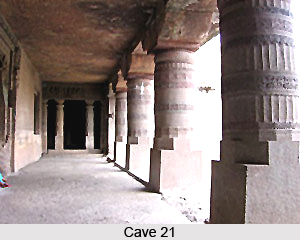Mahayana caves at Ajanta