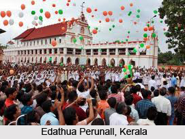 Church Festivals of Kerala