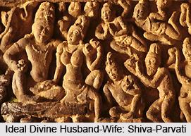 Badami Chalukya Sculptures, Indian Sculptures