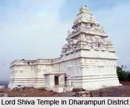 History of Dharmapuri District