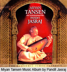 Tansen, Indian Classical Vocalist