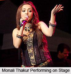 Monali Thakur, Indian Playback Singer