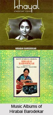 Hirabai Barodekar, Indian Classical Vocalist