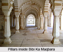 Architecture of Bibi Ka Maqbara