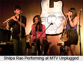 Shilpa Rao, Indian Playback Singer