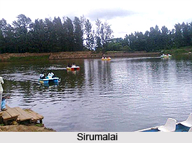 Tourism in Dindigul District