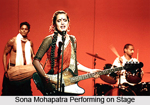 Sona Mohapatra, Indian Playback Singer