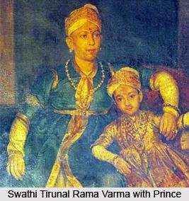 Swathi Tirunal Rama Varma, Indian Classical Vocalist