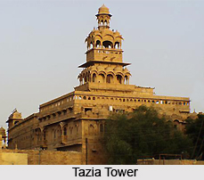 Places of interest of Jaisalmer district