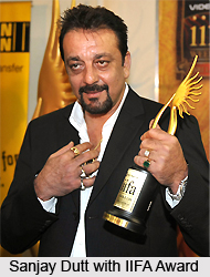 Sanjay Dutt, Bollywood Actor