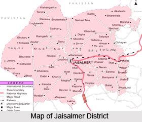 Administration of Jaisalmer District, Rajasthan