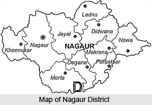 Administration of Nagaur District, Rajasthan