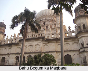 Bahu Begum ka Maqbara, Faizabad, Uttar Pradesh