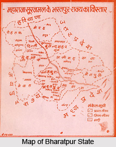 Baldeo Singh, Ruler of Bharatpur